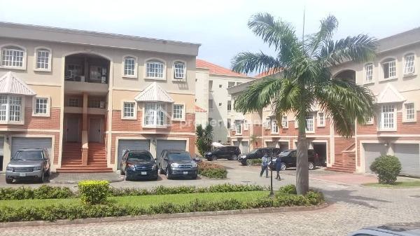 Magnificent 4 Bedroom Terraced Duplex, Banana Island, Ikoyi, Lagos, Terraced Duplex for Rent