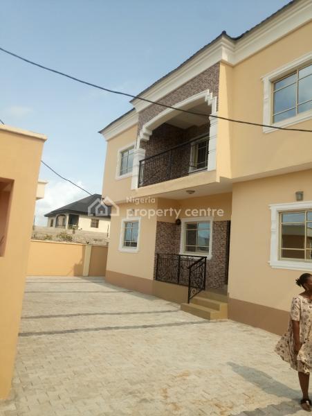 Newly Built Executive 3 Bedroom Flat, Behind Mayfair Garden Estate, Awoyaya, Ibeju Lekki, Lagos, Flat for Rent