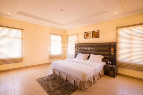 Luxurious 4 Bedroom Duplex, Asokoro District, Abuja, Semi-detached Duplex for Sale