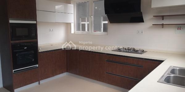 Luxury 4 Bedroom Terrace Duplex with Bq 24 Hours Light, Osapa, Lekki, Lagos, Terraced Duplex for Sale