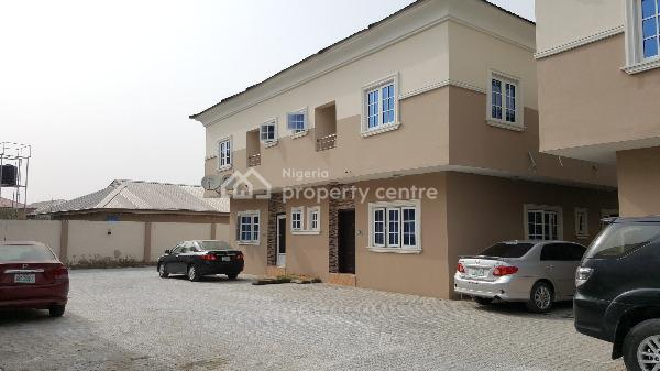 Nicely Built and Exquisitely Finished 4 Bedroom Semi-detached Duplex, Beacon Court, Igbo Efon, Lekki, Lagos, Semi-detached Duplex for Sale
