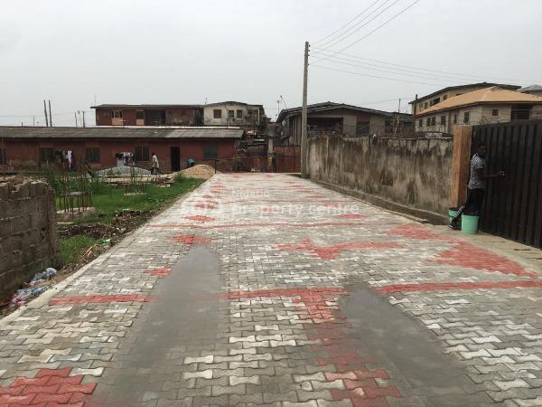548 Sqm of Land, Behind Catholic Church, Alapere, Ketu, Lagos, Residential Land for Sale