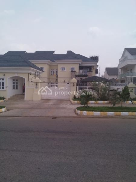 Tastefully Furnished 4 Bedrooms with a Room Bq, Katampe Extension, Katampe, Abuja, Terraced Duplex for Sale