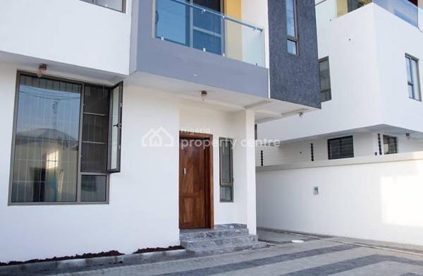 4 Units of Fully Detached Duplexes with Bq & Inverter, Off Admiralty Way, Lekki Phase 1, Lekki, Lagos, Detached Duplex for Sale