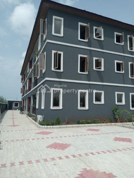 Brand New 3 Bedroom Flat, Lekki Palm City Estate, Opposite Eco Bank, Thomas Estate, Ajah, Lagos, Flat for Rent