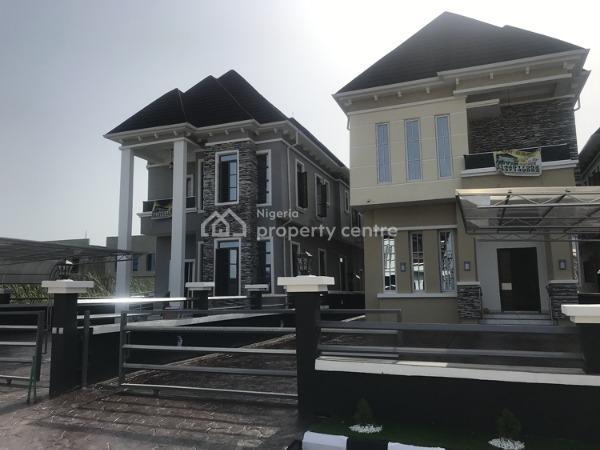 Lovely 5 Bedroom Fully Detached Duplex, Lekki County Homes, Lekki, Lagos, Detached Duplex for Sale
