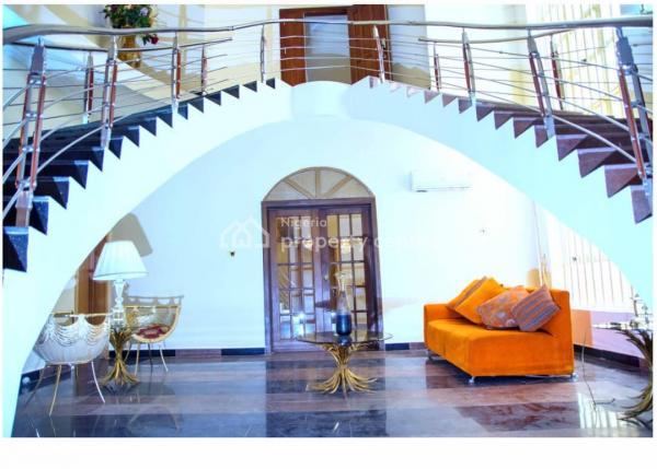 Luxury 5 Bedroom Mansion, Vgc, Lekki, Lagos, Detached Duplex Short Let