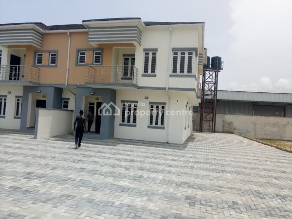 Luxury 4bedroom Semi-detached Duplex in a Gated Estate, Along Ologolor Road, Ologolo, Lekki, Lagos, Semi-detached Duplex for Sale