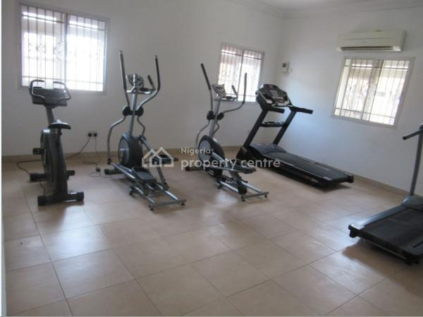 a Serviced  3 Bedroom Apartment with a Room Bq, Oniru, Lekki, Lagos, Flat for Rent