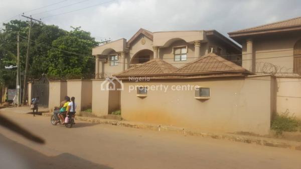 4 Nos of 3 Bedroom Flats, Poposhola Street, New Oko Oba, New Oko-oba, Agege, Lagos, House for Sale