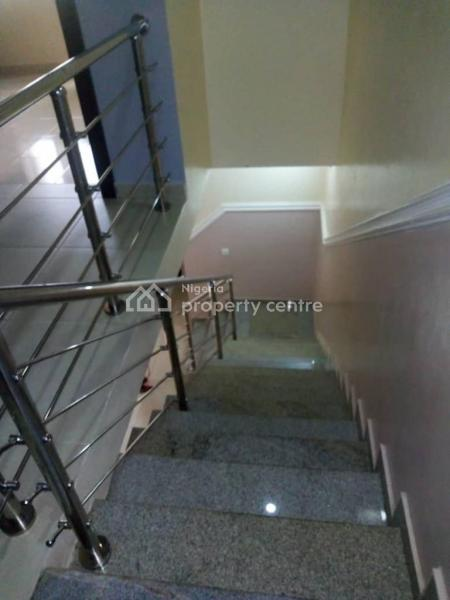 Tastefully Finished 4 Bedroom Terrace with Bq, Brains and Hammers, Apo, Abuja, Terraced Duplex for Rent