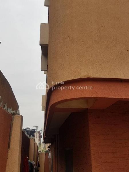 3 Bedroom Flat, Off Church Street, Mile 12, Kosofe, Lagos, Flat for Sale