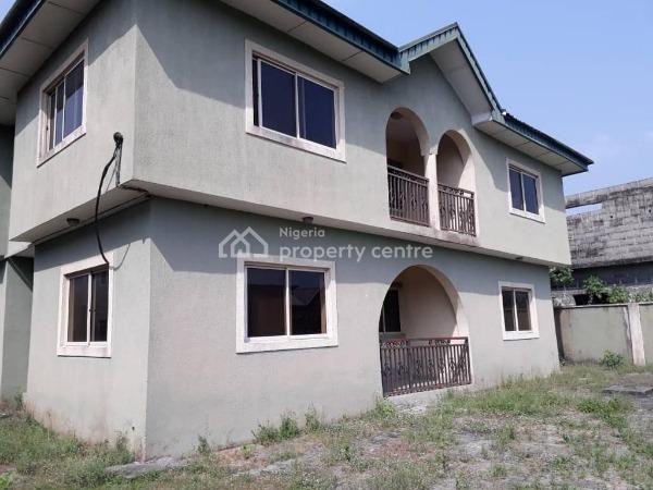 Block of Flats, Off Adiba Road, Lakowe, Ibeju Lekki, Lagos, Flat for Sale