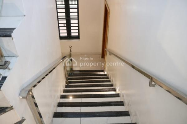 Well Located, Brand New and Luxury 5 Bedroom Fully Detached Duplex with Boys Quarters, Canal West Estate, Eletu Road, Osapa, Lekki, Lagos, Detached Duplex for Sale