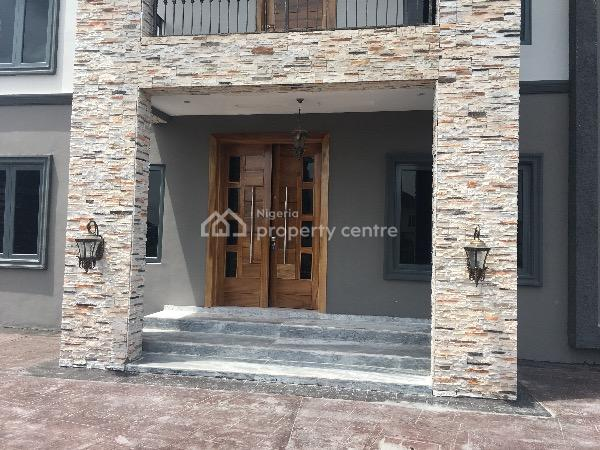 Lovely Brand New 5 Bedroom Detached House with a Swimming Pool and Equipped Gym-  864sqm, Pinnock Beach Estate, Jakande, Lekki, Lagos, Detached Duplex for Sale