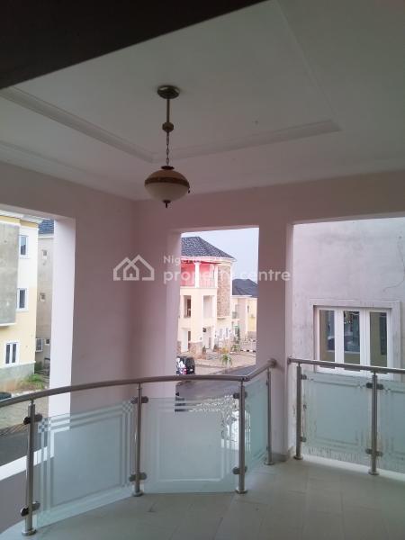 Tastefully Furnished 6 Bedroom Fully Detached Duplex, Naf Conference Center, Kado, Abuja, Detached Duplex for Rent