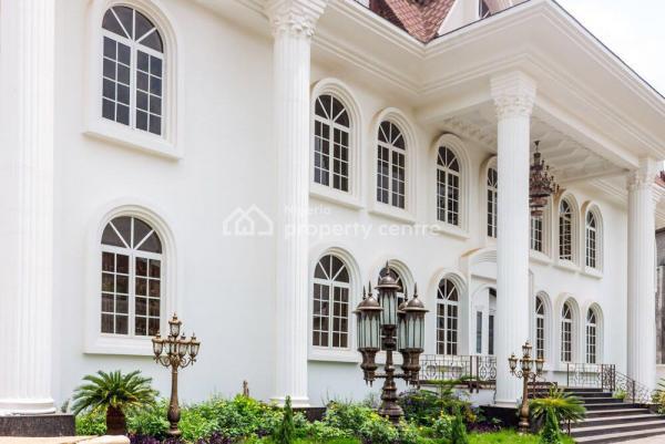 Luxurious Castle, Asokoro Hilltop, Asokoro District, Abuja, Detached Duplex for Sale