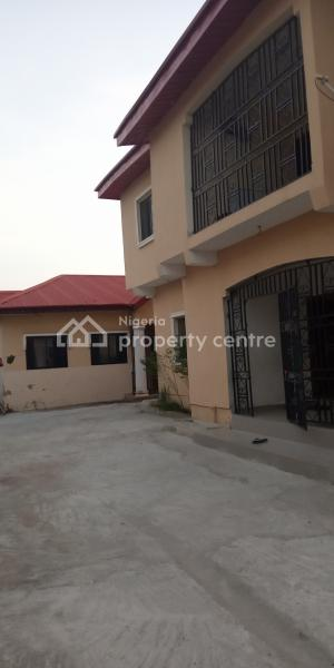 4 Bedroom Bungalow Good for Residence/office Use, Greenville Estate, Badore, Ajah, Lagos, Detached Bungalow for Rent