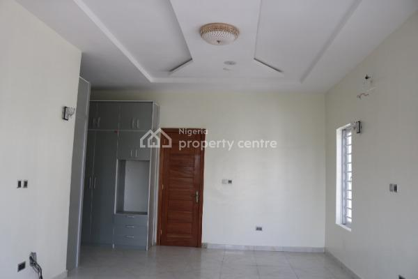 Well Located Luxury Four (4) Bedroom Semi-detached House with Bq, Chevy View Estate, Lekki, Lagos, Semi-detached Duplex for Sale
