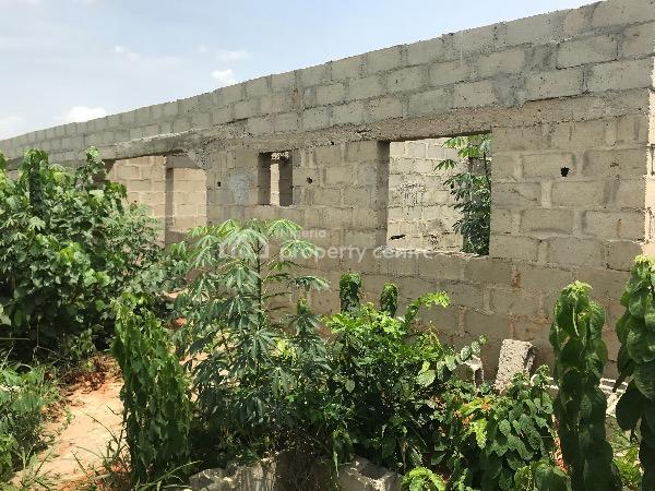 3 Bedroom Flat, 2 Bedroom Flat and 2 Mini Flat on Full Plot, No 21 Road a Idafa, Maya, Ikorodu, Lagos, Block of Flats for Sale