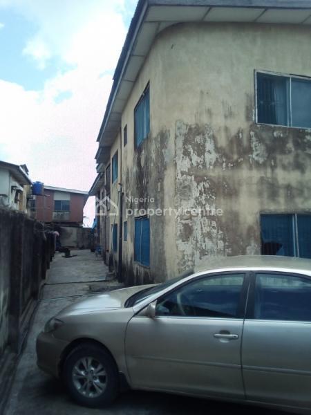 Block of 4 Flats, Ajagbandi, Ojo, Lagos, Block of Flats for Sale