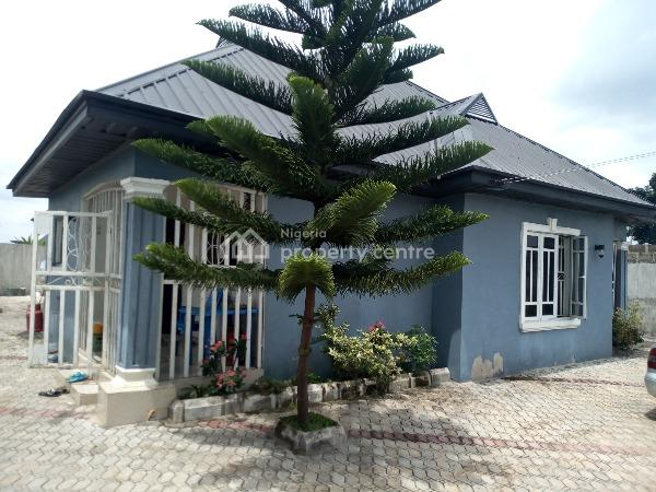 Luxury and Exclusively Finished 3 Bedroom Detached Bungalow a, Opposite Wazobia Fm, Rumuosi, Port Harcourt, Rivers, Detached Bungalow for Sale