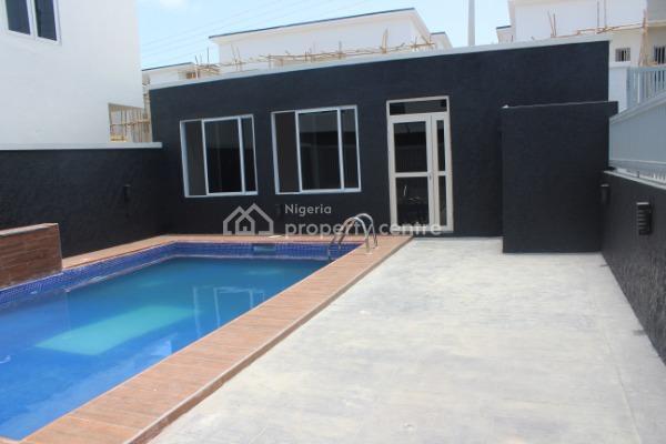 Brand New 4 Bedroom Terraced Duplex  with Bq, Osapa, Lekki, Lagos, Terraced Duplex for Sale