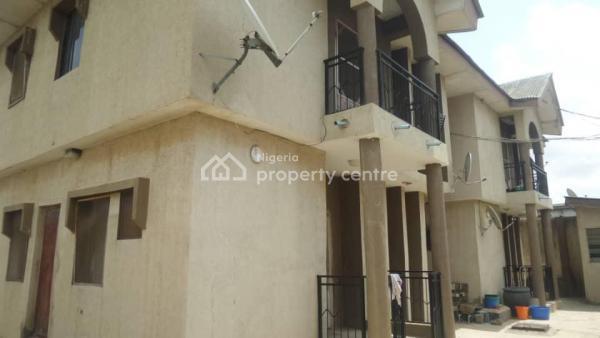 Block of 8 Flats, Shasha, Alimosho, Lagos, Block of Flats for Sale