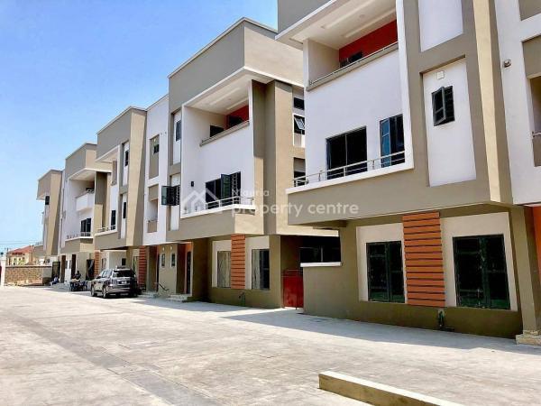 Luxury 5 Bedroom Fully Detached Duplex in an Estate, Oniru, Victoria Island (vi), Lagos, Detached Duplex for Sale
