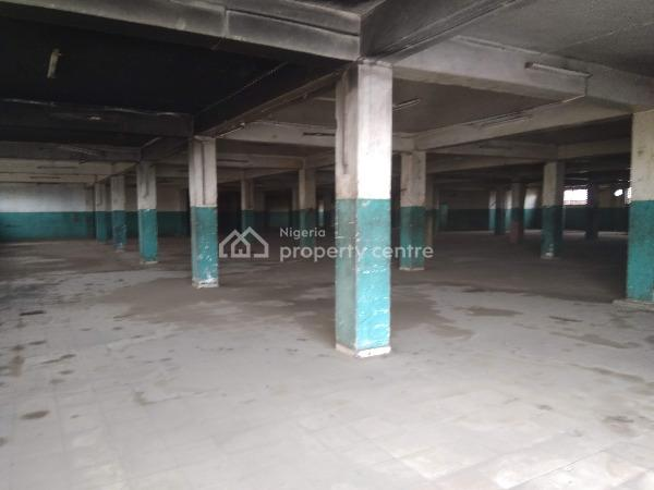 Multi Level Warehouse/office Structure on 8400sqm Land, Plt Cl 2a, Ikosi Road Industrial Estate, Oregun, Ikeja, Lagos, Warehouse for Sale