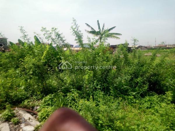 Land, Asiborone Bus Stop, Age Mowo, Badagry, Lagos, Mixed-use Land for Sale