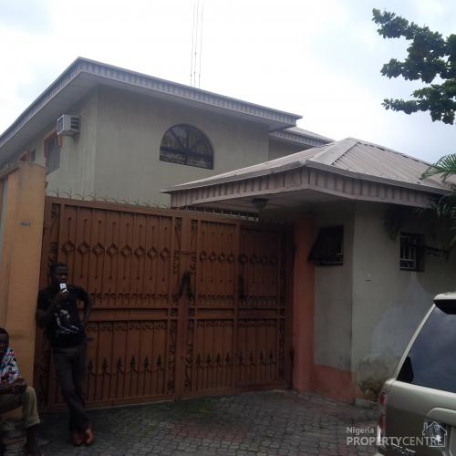 4 Bedroom Detached Duplex, Lekki, Lagos, 4 Bedroom House For Sale