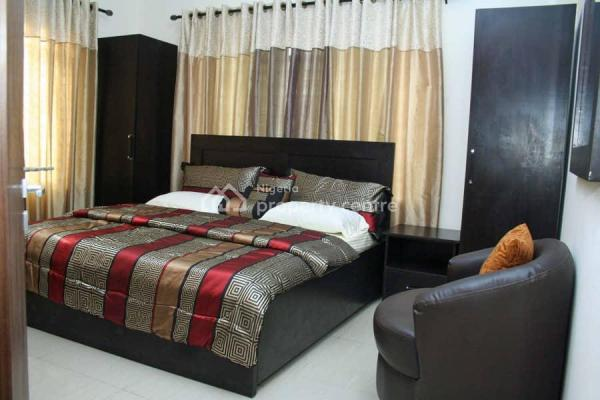 1 Bedroom Furnished Studio Apartment, Off Oba Akinjobi Street, Ikeja Gra, Ikeja, Lagos, Self Contained (single Rooms) Short Let
