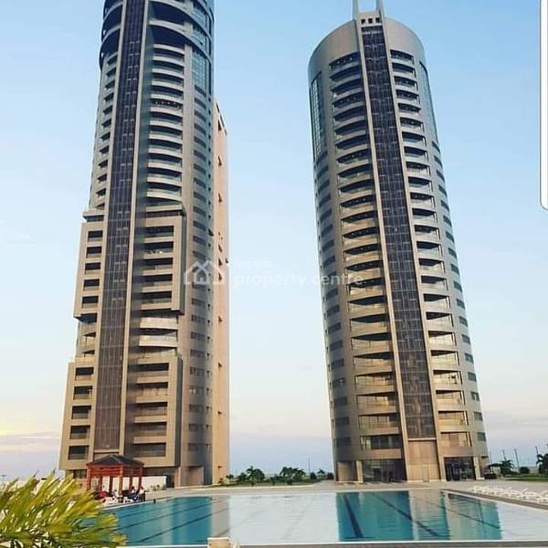 Eko Pearls Tower Super Luxury 2 Bedroom Apartments with Bq(1st-6th Floor),swimming Pool,gym Etc, Eko Atlantic City,vi, Eko Atlantic City, Lagos, Flat for Sale