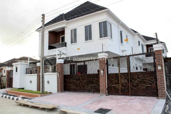 Luxury 5 Bedroom Detached Duplex with Bq, Lekki, Lagos, Detached Duplex for Sale