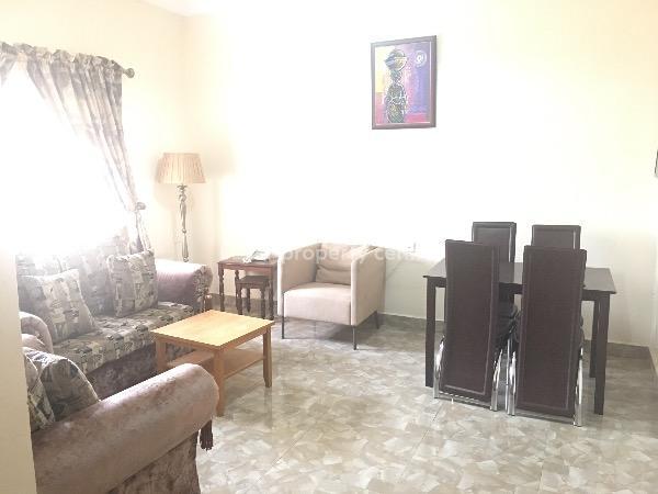 1 Bedroom Apartment, Off Wole Shoyinka Str, Setraco Gate, Gwarinpa Estate, Gwarinpa, Abuja, Flat / Apartment Short Let