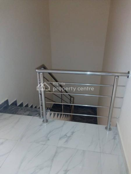 Brand New Wonderfully Located Well Finished 5 Bedroom Terrace Duplex and 1 Room Bq Attached in a Very Serene Environment, Zone E, Apo, Abuja, Terraced Duplex for Sale