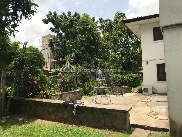 5 Bedroom Detached House on 1000 Sqm, Off Bourdillion, Old Ikoyi, Ikoyi, Lagos, Detached Duplex for Sale