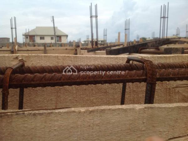 Prime 834.344sqm Land, Deed, Atlantic View Estate, Alpha Beach Road, Igbo Efon, Lekki, Lagos, Residential Land for Sale