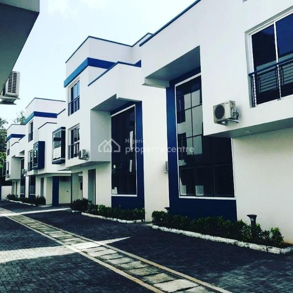 Brand New Communal Living Fully Detached Houses, Off Alexander Road, Old Ikoyi, Ikoyi, Lagos, House for Sale