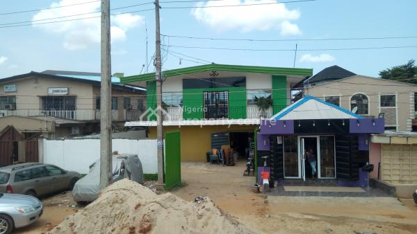 a Nicely Built and Well Located (6) Units of (3) Bedroom Storey Building on 1034sqm, Ikeja, Lagos, Block of Flats for Sale