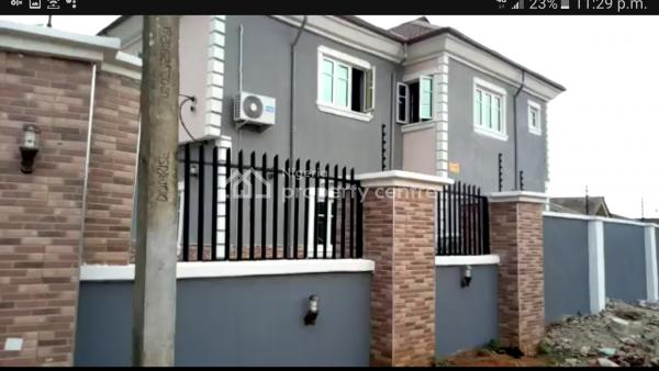Brand New and Well Furnished 3 Bedroom Flat, Banjoko Ogidi Estate, Off Ijede Road, Ikorodu, Lagos, Flat for Rent