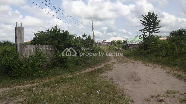 4 Plots of Fenced and Corner Piece Land/ Gazette, Military/landlord Estate Facing, Directly Lekki-epe Exp. Way. Opp Total Filling Station, Eleko, Ibeju Lekki, Lagos, Mixed-use Land for Sale