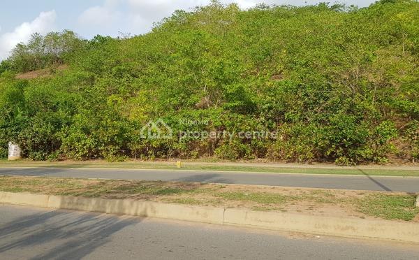 2200sqm Low Density Land on a Hill, After Residency Hotel, Guzape District, Abuja, Residential Land for Sale