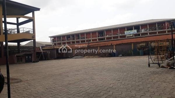 Warehouse, Ijesha Express, Ijesha, Lagos, Warehouse for Sale