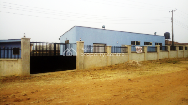 2 Rooms Office Space with an Open Space Code Akr, Shagari Estate, Akure, Ondo, Office Space for Rent