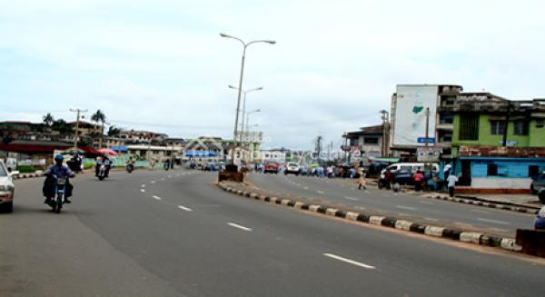 200 Acres of Land Facing The Main Road, Along Lagos / Ibadan Expressway, After Interchange Bridge, Ibadan, Oyo, Land for Sale