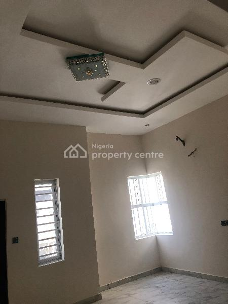 Newly Built 4 Bedroom Detached Duplex with Bq, Chevron, Lekki, Lagos, Detached Duplex for Sale