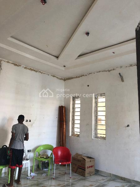Newly Built 5 Bedroom Detached Duplex with B.q, Chevron, Lekki, Lagos, Detached Duplex for Sale