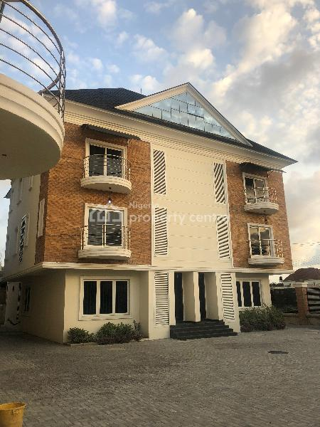 Luxury 5 Bedroom Semi Detached Duplex, Chevron, Lekki, Lagos, Semi-detached Duplex for Rent